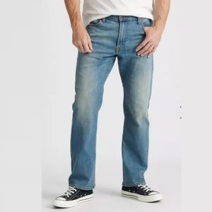 🌻Lucky Brand 181 Relaxed Straight Jeans Men 42X34